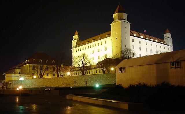 Bratislava, la joya escondida del Danubio