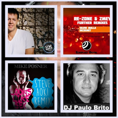 Dj Paulo Brito Even For A Time But Be Happy Here Ok
