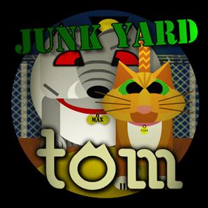 JunkYard Tom: Cat Vs. Dogs by Kicaco