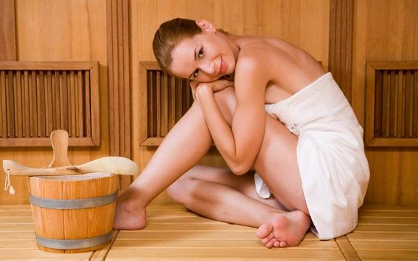 Phòng xông hơi sauna steambath