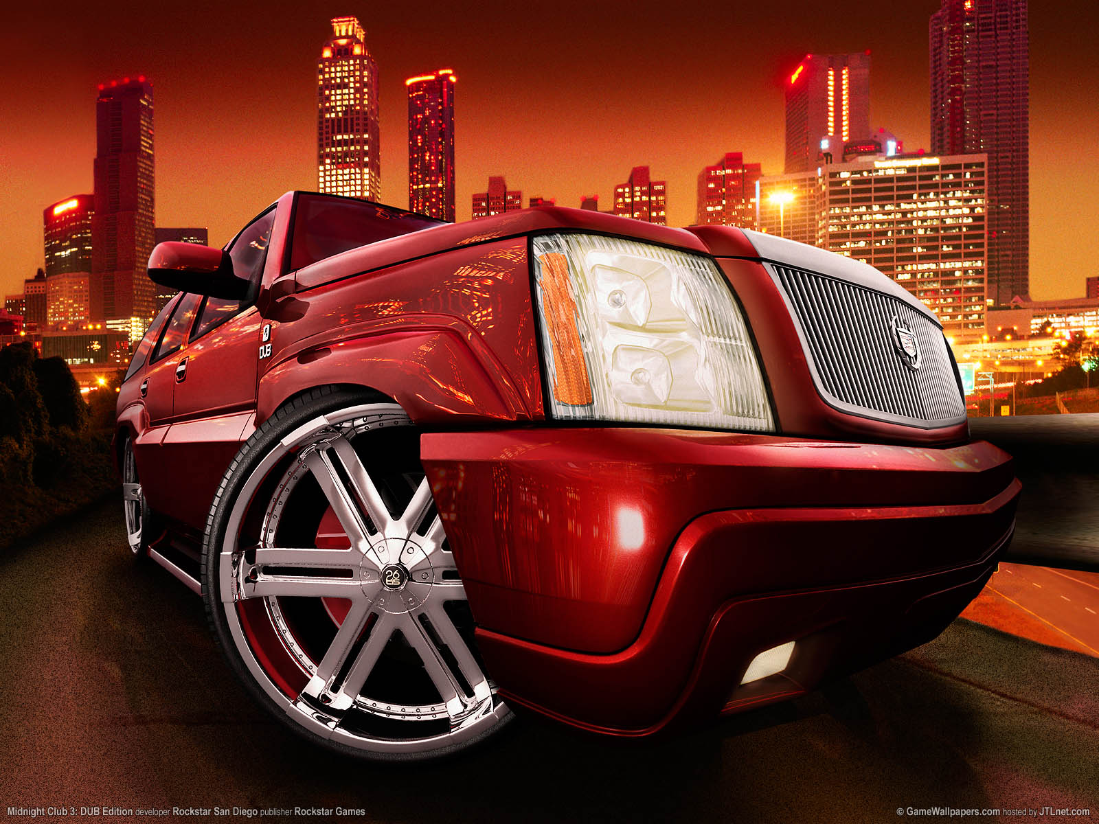 Wallpapers de carros tuning - Autos Tunados