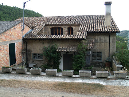 Façana principal de Vilarmau