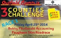 Fri 25th Apr...Faugheen 5k in SE Tipp