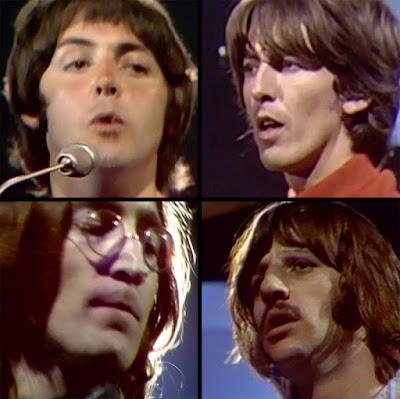 """The Beatles lançam videoclipe remasterizado de """"Revolution"""", assista e compare as versões 1968/2015"""