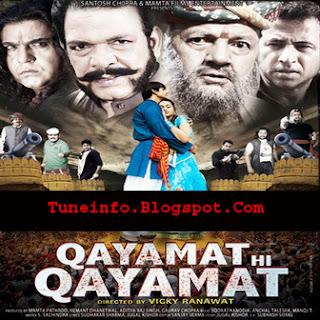 qyamat hi  qyamat indian banner