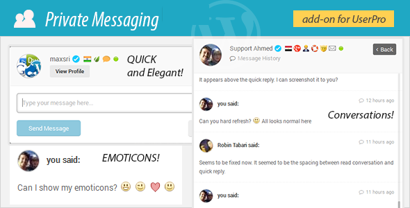 Best Private Messages WordPress Plugins 2015