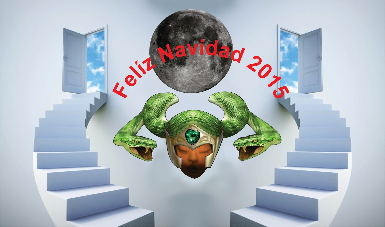 ¡FELÍZ NAVIDAD 2015!