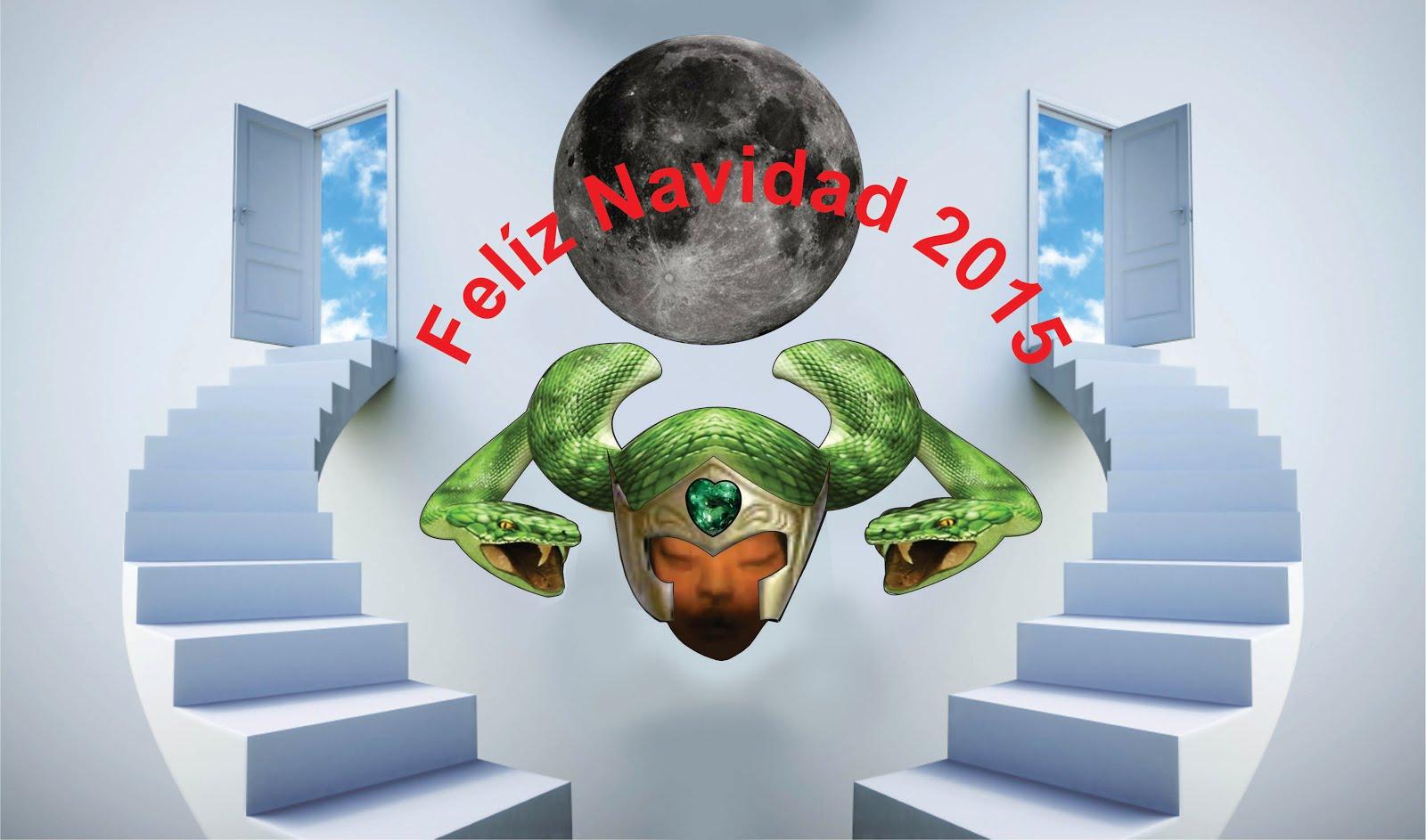 ¡FELÍZ NAVIDAD 2015!