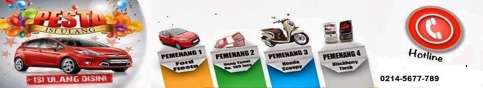 PESTA ISI ULANG PT.M-KIOS 2016