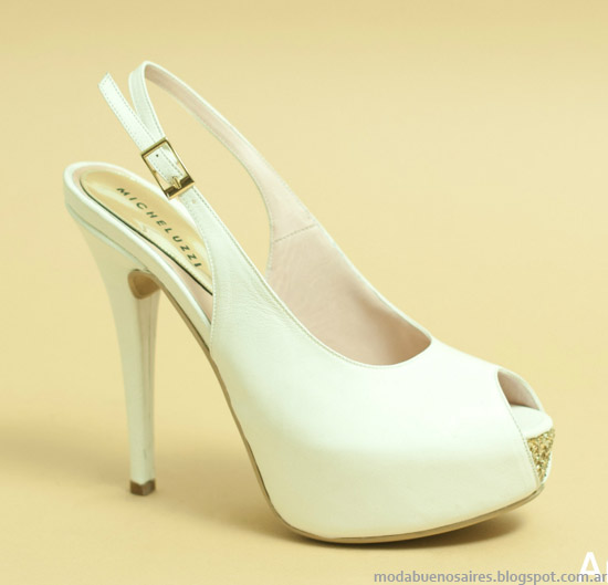 Zapatos  de fiesta 2014 Micheluzzi