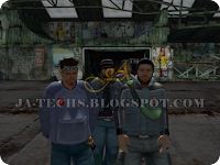 Urban Freestyle Soccer PC Game Snapshot 7