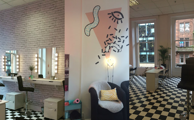 NAF Salon Glasgow