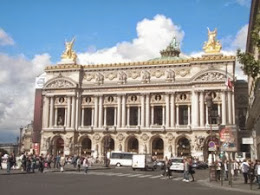 Palais Garnier simply known as l'Opera