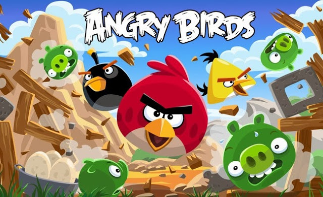 Rovio updates Angry Bird series of new challenging levels