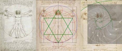 Geometría Sagrada al Descubierto Leonardovitruvian