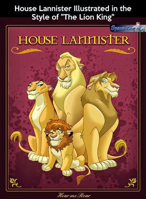funny comics lions picture