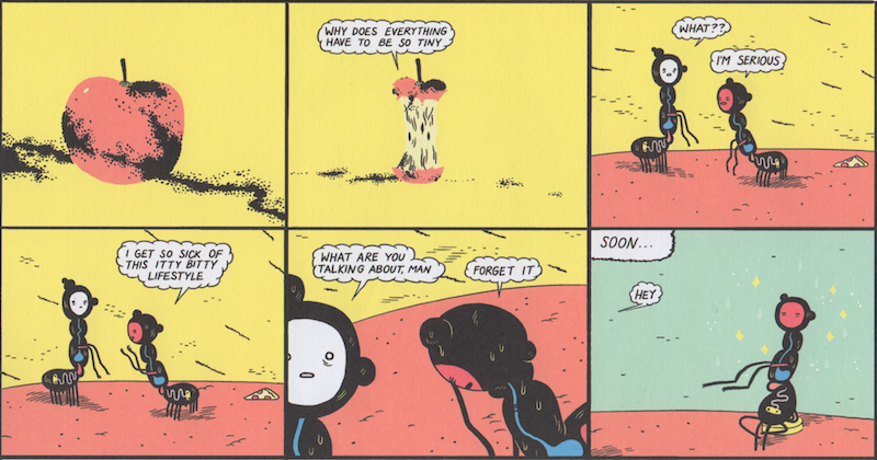 DeForge Ant Colony Panels