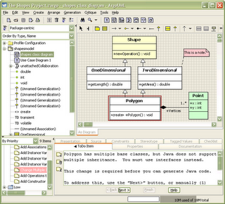 10 free standalone and easy to use uml editors code geeks argo uml ccuart Choice Image
