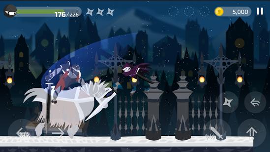 Ninja Knight apk v2.0 para Android Full Mod (MG)