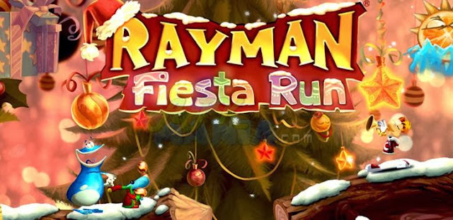 Download Rayman Fiesta Run Apk