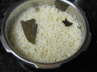 Vegetable Dum Biryani in Oven
