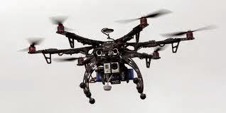 Pengaturan pemakaian drone