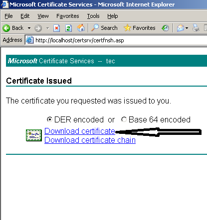 Video Tutorials | iTZoz.com : How to Sign Certificate using ...