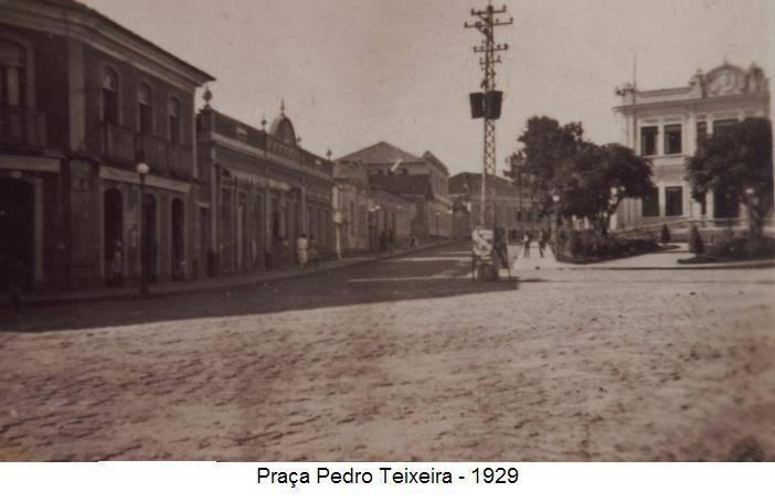 PRAÇA PEDRO TEIXEIRA DE BARBACENA
