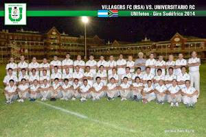 Triunfo de Universitario de Salta en Sudáfrica