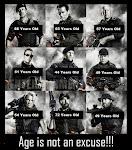 ¡La edad no es excusa!