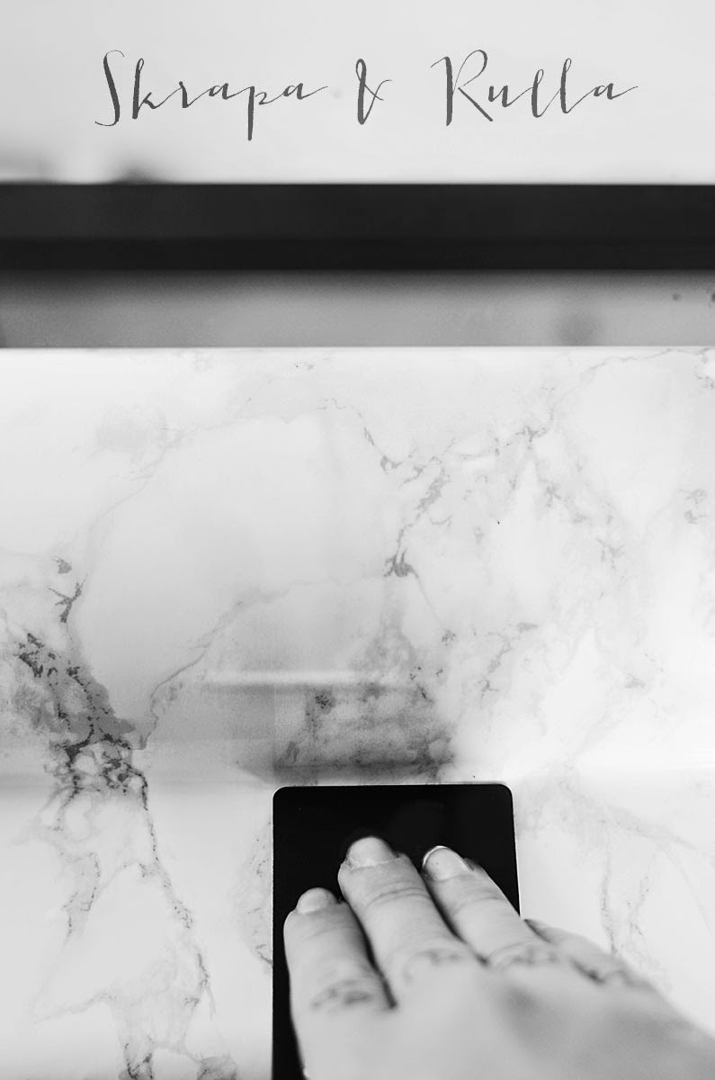 diy, dekorplast, marmor, panduro