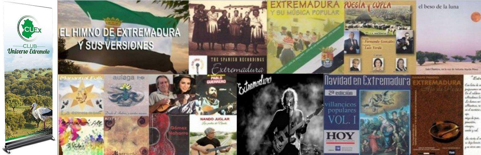 Música extremeña - Extremadura  y sus músicos