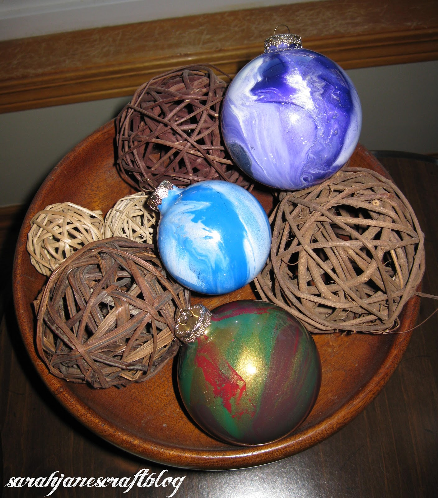 sarah jane 39 s craft blog painted glass ornaments
