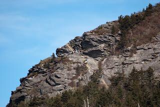 ladders to macrae peak