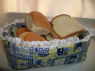 cesta de pão