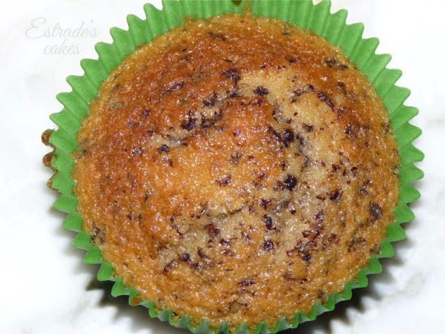 receta de cupcake vainilla-chocolate con crema de coco - 2