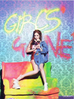 SNSD Jessica I Got A Boy Photobook 06