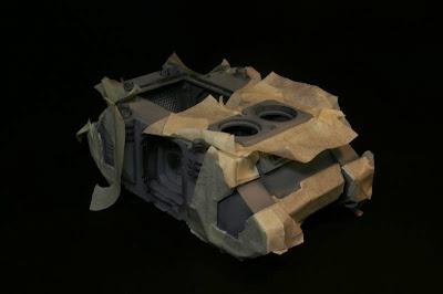 Enmascarado del razorback