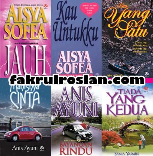 Novel Paling Popular Alaf 21 Jadi Drama dan Telefilem