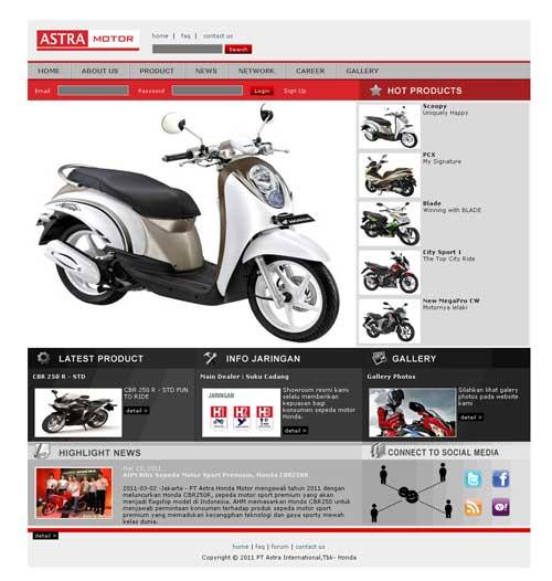 Astra Motor Jakarta