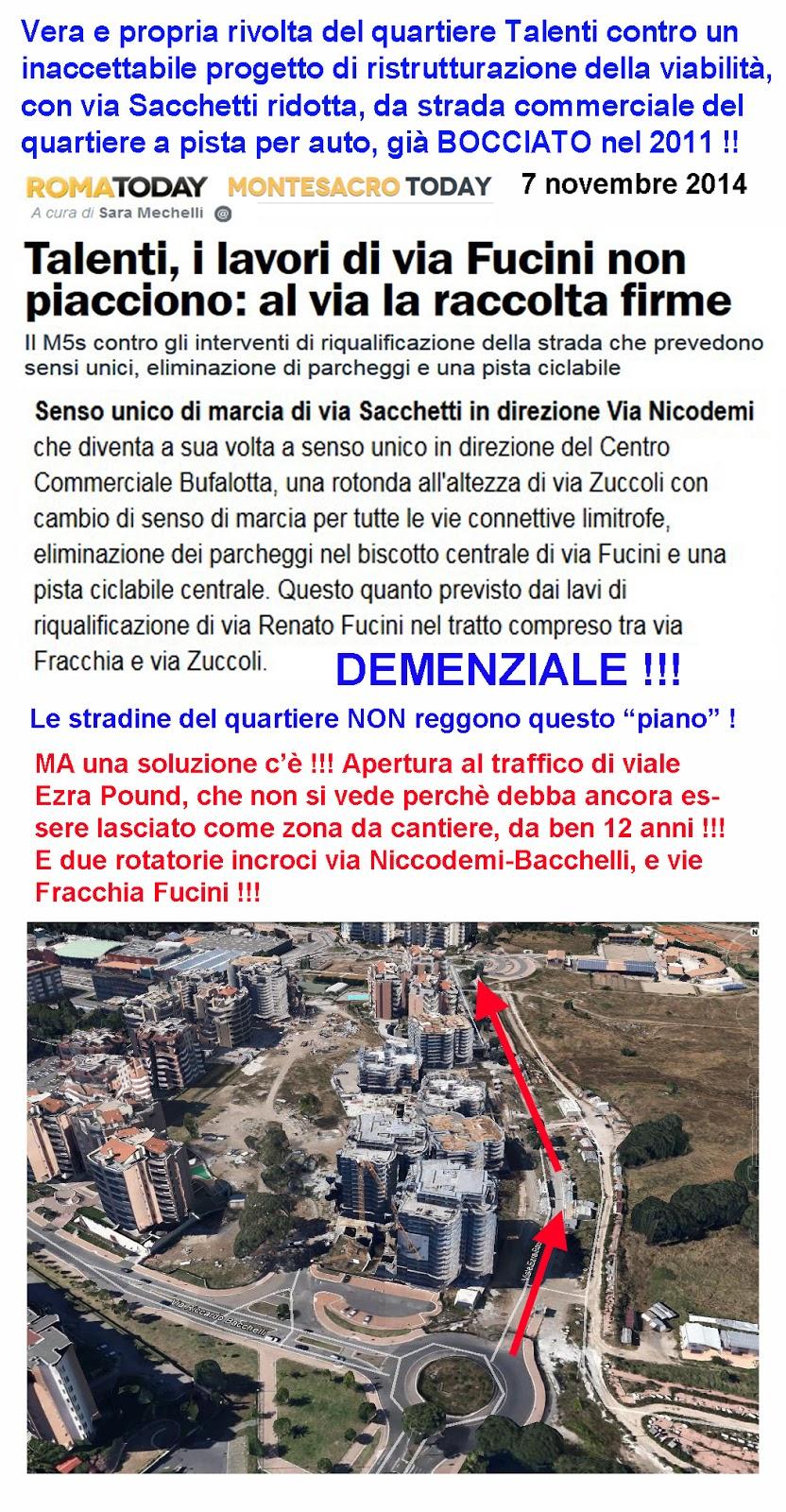 Tg roma talenti sarebbe secondo il consigliere simone for Come leggere i piani del cantiere