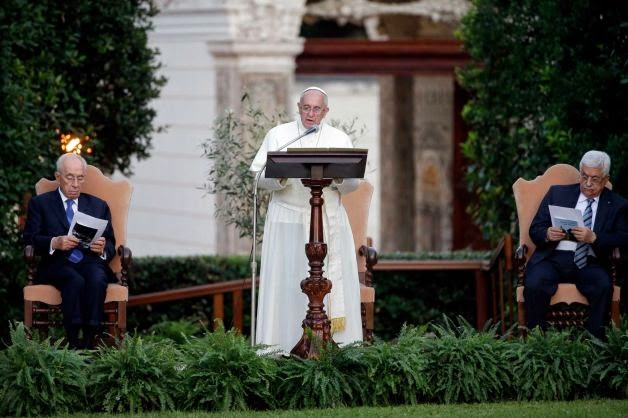 New World Order: Pope Francis hosts political and ecumenical prayer summit