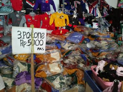 Cara Mendapatkan Tas, Baju, sepatu, jam murah
