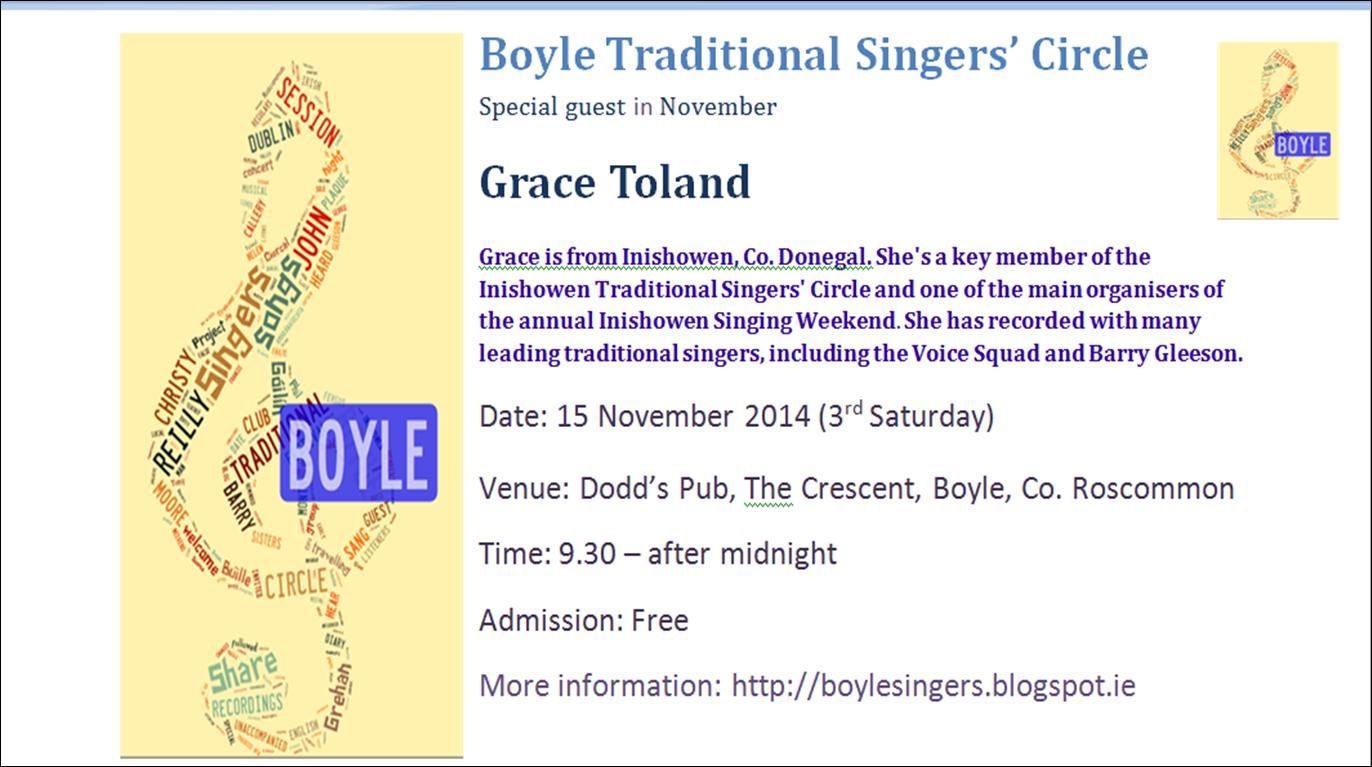 Grace Toland Nov 2014