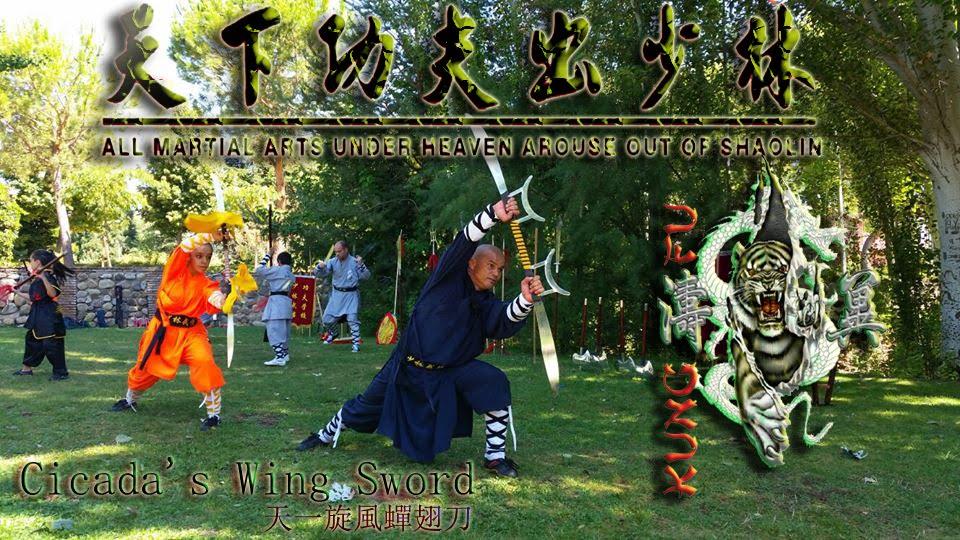 Kung-Fu Shaolin Cursos Master Senna y Master Paty Lee - Tlf 626 992 139