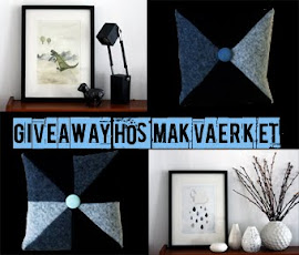 Give away hos Makvaerket