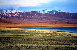 sejuk, indah, dan segar pemandangan mongolia