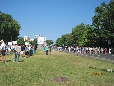 Протест срещу кмета и застрояването във Варна