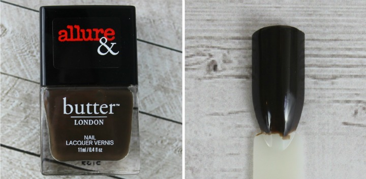 Allure & Butter London Arm Candy Nail Lacquer Collection review swatches LUST OR MUST?