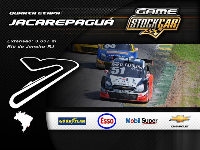 Campeonato Stock cars rFactor